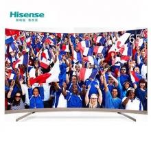 海信(Hisense) LED65MU8600UC 65英寸4K曲面智能电视
